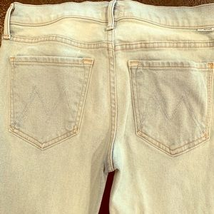 MOTHER 'The Looker' Denim Jeans size 27